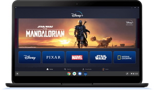 Chromebooks come with free Disney+ for three months