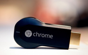 Google launches Chromecast, Chrome OS-based media, Internet stick