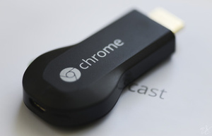 Chromecast in Nederland installeren