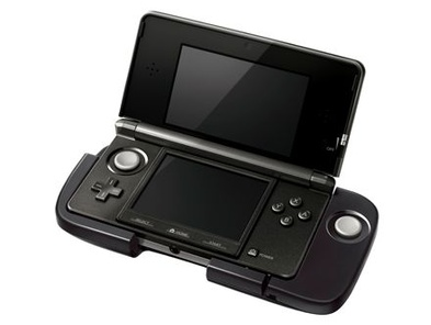 Nintendo 3DS Circle Pad Pro has 480 hours life per battery