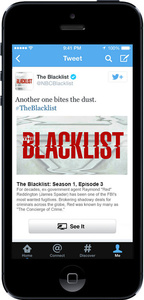 Comcast, Twitter reveal 'See It' button to view TV, set DVR