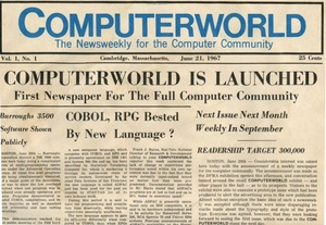Computerworld to shut down print edition after 47 years