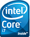 Intel showed Core i7 mobile processors