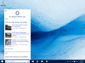 Microsoft's personal assistant Cortana is headed to iOS, Android