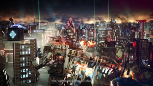 WATCH: Crackdown 3 is pure destruction