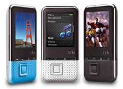 Creative esitteli uudet ZEN X-Fi Style- ja ZEN Style -soittimet