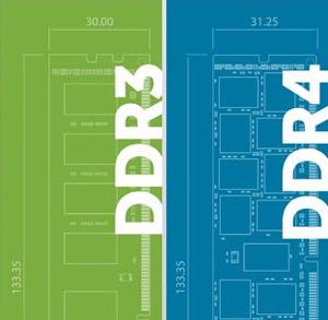 DDR4-geheugen vanaf volgende maand beschikbaar