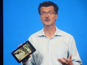 Dell shows off Windows 8.1 tablet dubbed 'Venue'