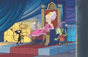 Simpsonien Matt Groeningilta uusi sarja Netflixiin