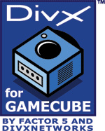 DivX GameCubelle, tavallaan...