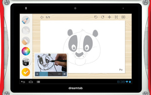 DreamWorks Animation to release their own tablet aimed at kids