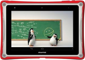DreamWorks komt met Dreamtab, een tablet voor kinderen
