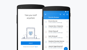 Dropbox for Android is updated, and a lot faster