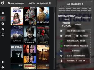 Automatisch je favoriete tv-series downloaden wanneer ze beschikbaar komen met Duckie TV