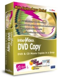 InterVideo upgrades DVD Copy