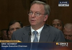 US Senators accuse Google of search fixing