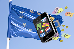 Einde roamingtarieven binnen EU in zicht
