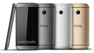 Exclusive: HTC One Mini M8 leaked by retailers