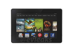 Here comes the updated Amazon Kindle Fire HD