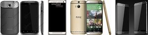 Evleaks leaks alleged HTC One M9 renders