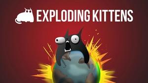 Kickstarter-ennätys uusiksi räjähtävillä kissoilla