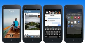 Facebook Home reaches 500,000 downloads