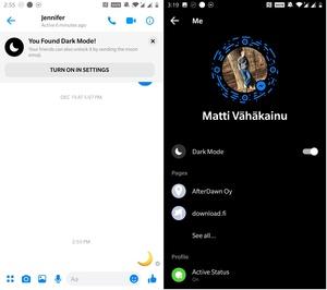 Facebook poisti osan Messengerin ja Instagramin toiminnoista suomalaisilta