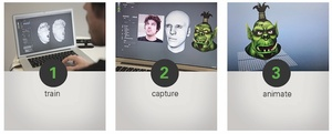 Did Apple just buy real-time motion capture studio Faceshift