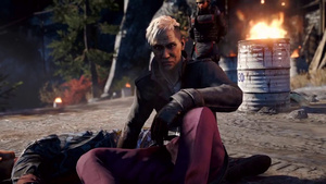 E3 2014: Far Cry 4 opening minutes shows nutcase villain Pagan Min