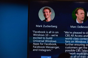 Facebook announces Windows universal apps for Facebook, Instagram and Messenger