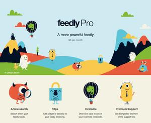 Ook gratis versie Feedly krijgt HTTPS