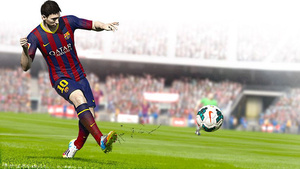 E3 2014: FIFA 15 launching September 23 for PC, Xbox One and PS4 (+video)