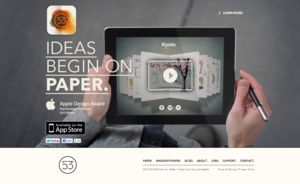 FiftyThree wants trademark for 'Paper' after Facebook refuses to part with name