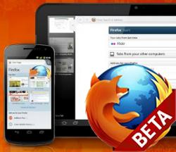 Firefox voor Android 14 Beta met Flash ondersteuning