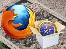 Firefoxin Lorentz ja Applen WebKit2 parantavat selaimien vakautta