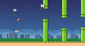 Flappy Bird is back as 'Flappy Birds Family'