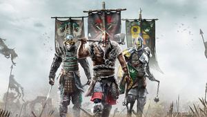 E3 Trailers: Ubisoft's new 'For Honor' promises melee greatness