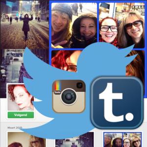 Eenvoudig foto's downloaden van Instagram, Twitter en Tumblr.