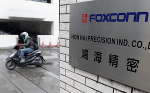 Foxconn closes deal for Sharp at $3.5 billion