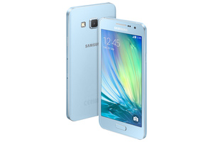 Samsung unveils its slim, metal Galaxy A3 and A5 smartphones