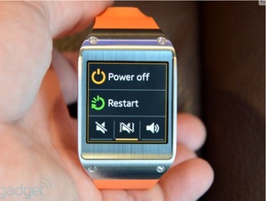 IFA: The Samsung Galaxy Gear smartwatch is finally here