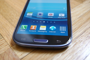 Samsung to release 64GB Galaxy S III this year