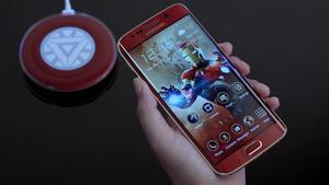 Samsung Galaxy S6 edge Iron Man Limited Edition unveiled