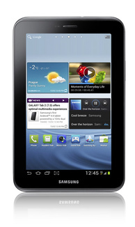 Samsung introduces 7-inch Galaxy Tab 2 with ICS