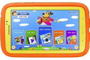 Samsung launches Galaxy Tab 3 Kids for, well, kids