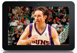 NBA team issues Android tablets as playbooks