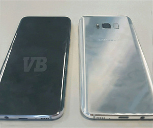 Upcoming Galaxy S8 revealed in new photos with Always On Display