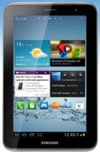 Samsung gaat strijd aan met de Galaxy Tab 2