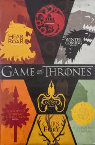 HBO julkaisi uutta materiaalia Game of Thronesista