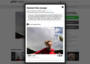 Getty Images makes millions of photos available to all, with ability to embed